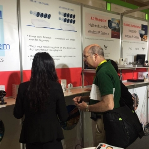 Foscam Debuts Its Professional Security Systems at CES 2016