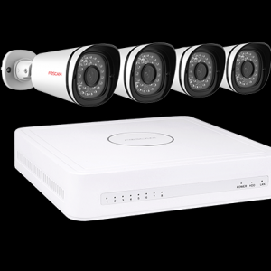 FOSCAM Unveils Its New 720P PoE NVR Security System